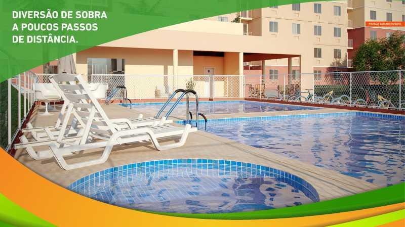 Apresentação Vista Park - CA - Vista Park - Lançamento, Apartamentos de 2 quartos em Belford Roxo - SIAP20041 - 10