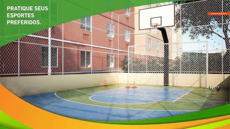 Apresentação Vista Park - CA - Vista Park - Lançamento, Apartamentos de 2 quartos em Belford Roxo - SIAP20041 - 11