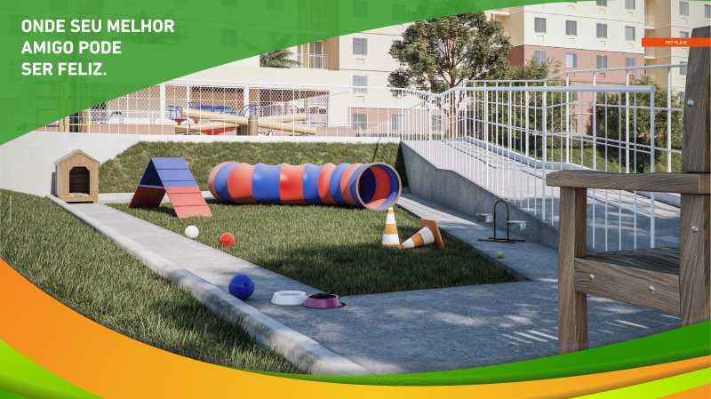 Apresentação Vista Park - CA - Vista Park - Lançamento, Apartamentos de 2 quartos em Belford Roxo - SIAP20041 - 16
