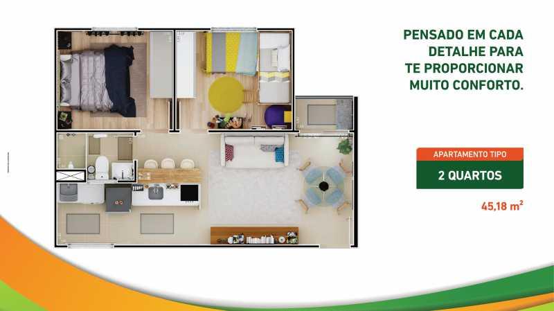 Apresentação Vista Park - CA - Vista Park - Lançamento, Apartamentos de 2 quartos em Belford Roxo - SIAP20041 - 19