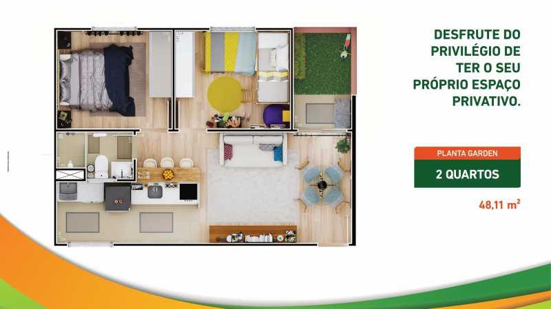 Apresentação Vista Park - CA - Vista Park - Lançamento, Apartamentos de 2 quartos em Belford Roxo - SIAP20041 - 20