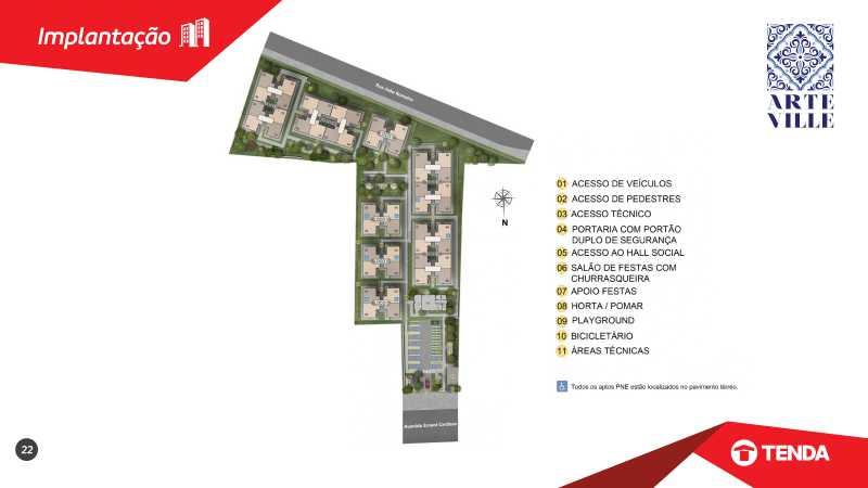Arte_Ville_page-0022 - Apartamento de 2 quartos em Cascadura para venda. - SIAP20043 - 8