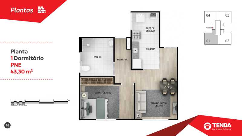 Patio_do_Sol_pages-to-jpg-0026 - Apartamento 2 quartos Recreio dos Bandeirantes - SIAP20044 - 8