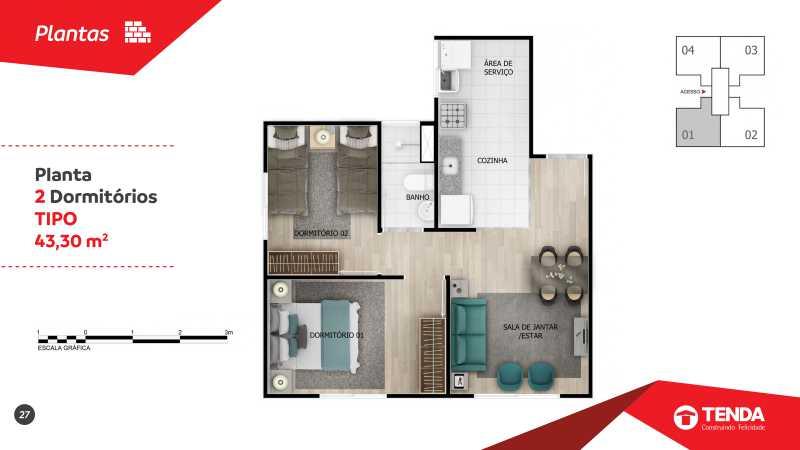 Patio_do_Sol_pages-to-jpg-0027 - Apartamento 2 quartos Recreio dos Bandeirantes - SIAP20044 - 7