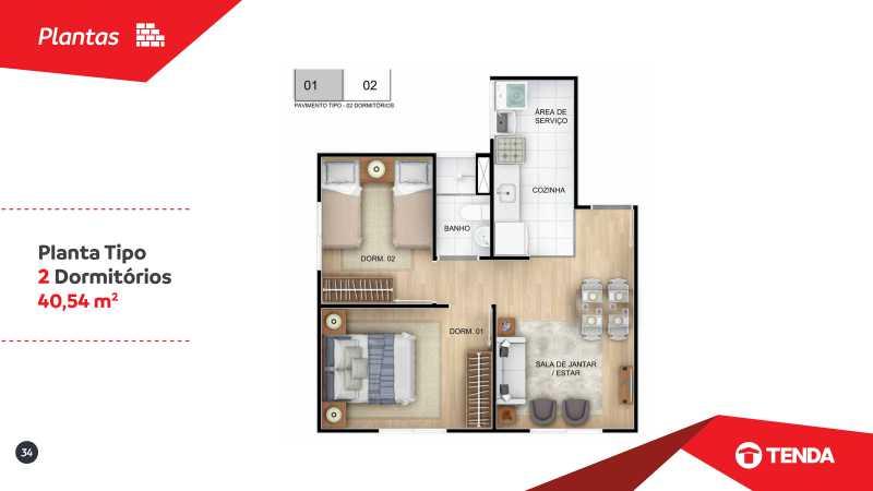 Book_Jardim_dos_Ipês III 1_pa - Apartamento 2 quartos em santa Cruz - SIAP20046 - 15