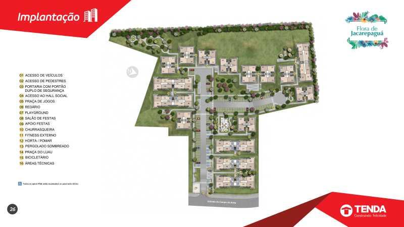 Flora Jacarepagua_page-0026 - Apartamento 2 quartos em Jacarepaguá para Venda - SIAP20047 - 12