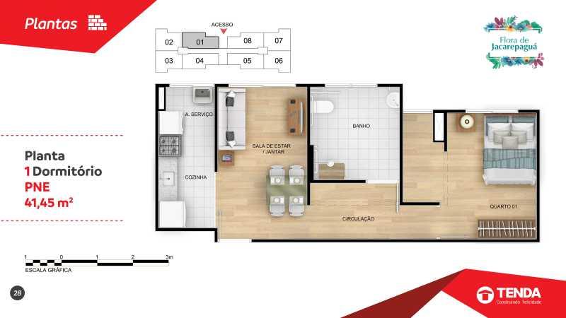 Flora Jacarepagua_page-0028 - Apartamento 2 quartos em Jacarepaguá para Venda - SIAP20047 - 14