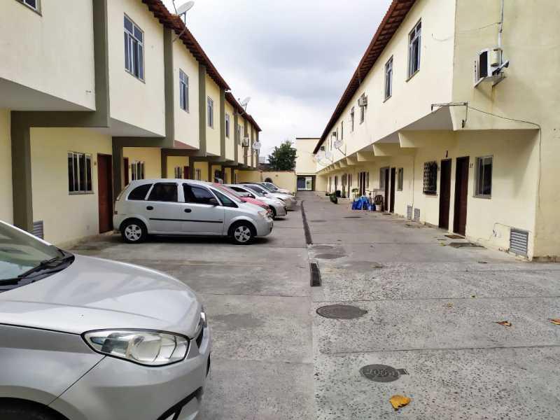 7 - EXCELENTE CASA COM DOIS QUARTOS NO CENTRO DE NILÓPOLIS DENTRO DE CONDOMÍNIO!! - SICN20012 - 3