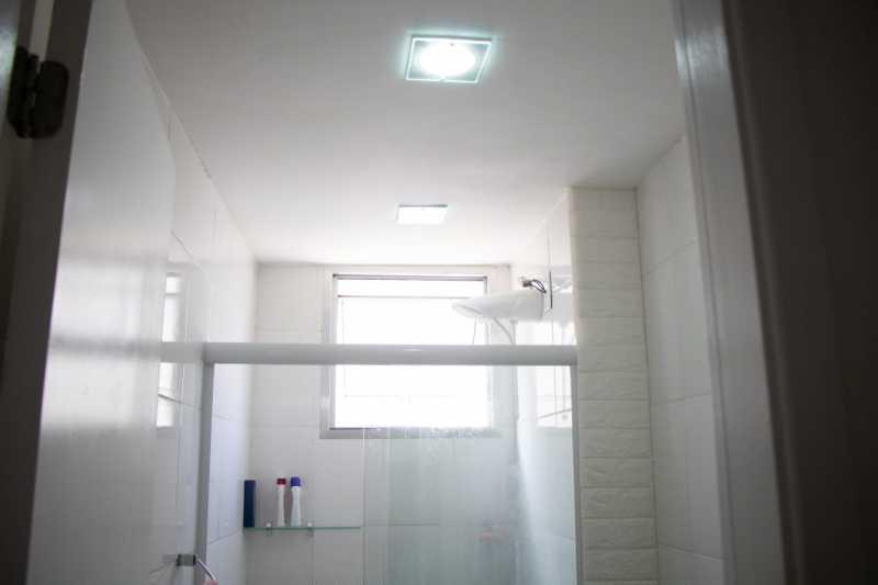 Banheiro2. - Apartamento 2 quartos à venda Banco de Areia, Mesquita - R$ 123.000 - PMAP20180 - 13