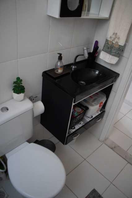 Banheiro3. - Apartamento 2 quartos à venda Banco de Areia, Mesquita - R$ 123.000 - PMAP20180 - 7