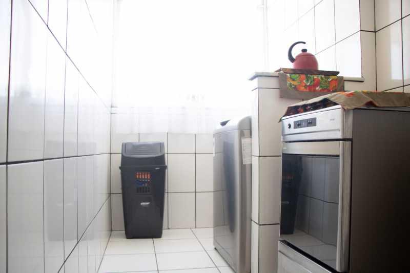 Cozinha2. - Apartamento 2 quartos à venda Banco de Areia, Mesquita - R$ 123.000 - PMAP20180 - 9