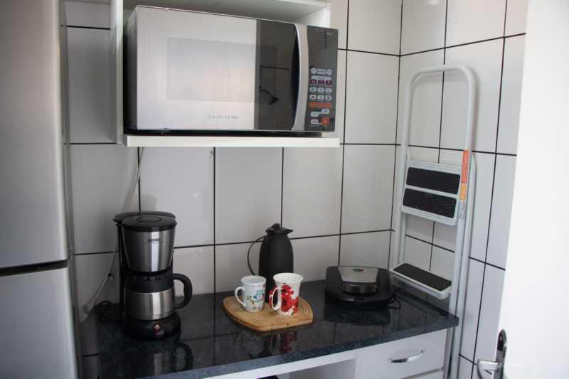 Cozinha4. - Apartamento 2 quartos à venda Banco de Areia, Mesquita - R$ 123.000 - PMAP20180 - 11