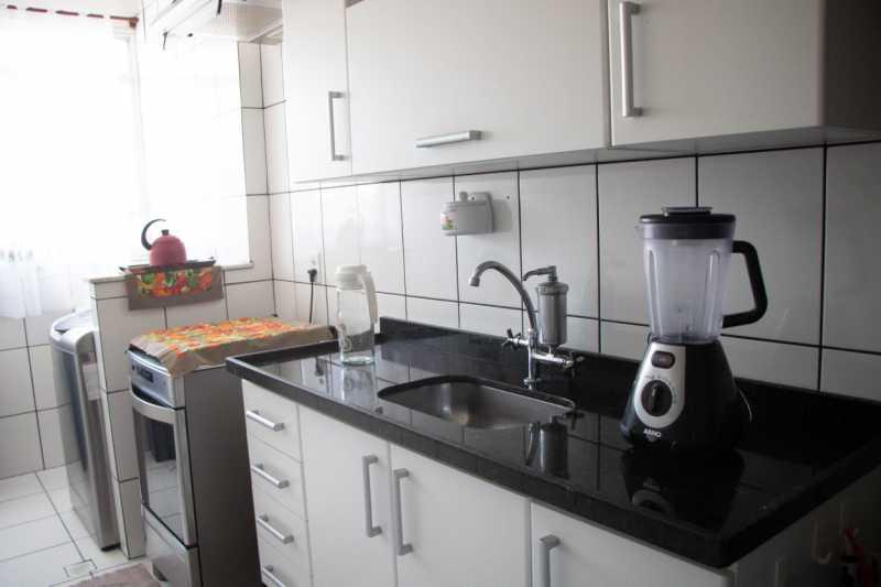 Cozinha5. - Apartamento 2 quartos à venda Banco de Areia, Mesquita - R$ 123.000 - PMAP20180 - 12