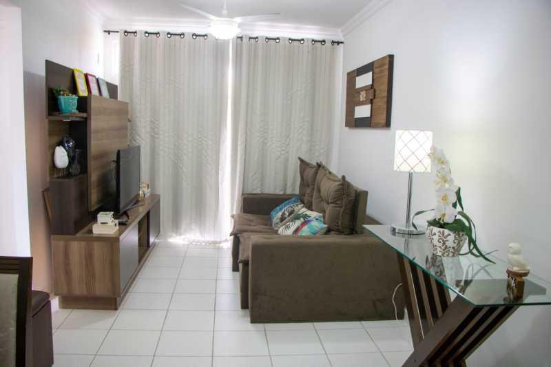 Sala1. - Apartamento 2 quartos à venda Banco de Areia, Mesquita - R$ 123.000 - PMAP20180 - 1