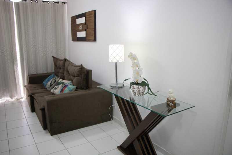 Sala2. - Apartamento 2 quartos à venda Banco de Areia, Mesquita - R$ 123.000 - PMAP20180 - 4
