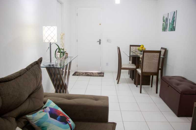 Sala3. - Apartamento 2 quartos à venda Banco de Areia, Mesquita - R$ 123.000 - PMAP20180 - 5