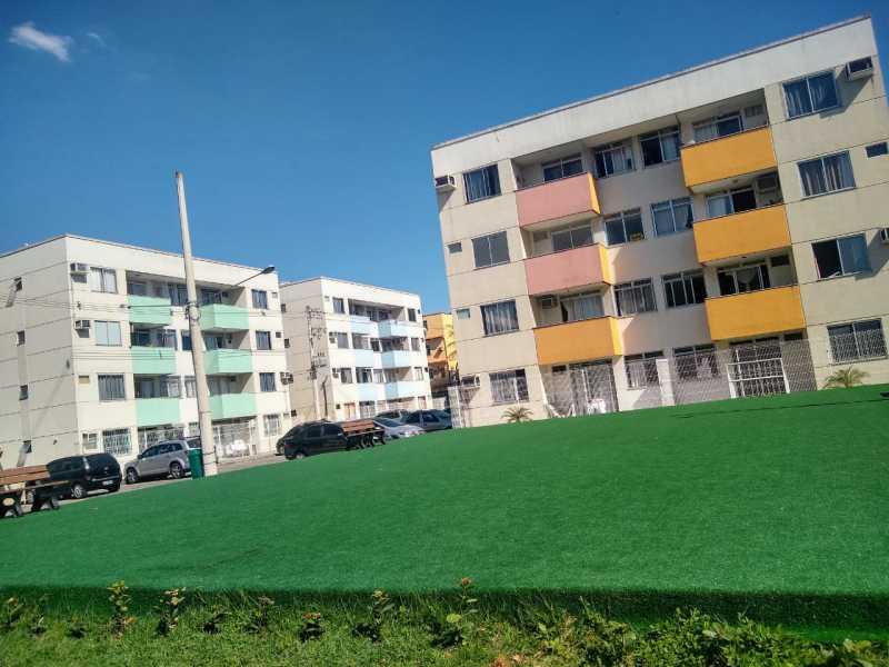 lazer 1. - Apartamento 2 quartos à venda Banco de Areia, Mesquita - R$ 123.000 - PMAP20180 - 18