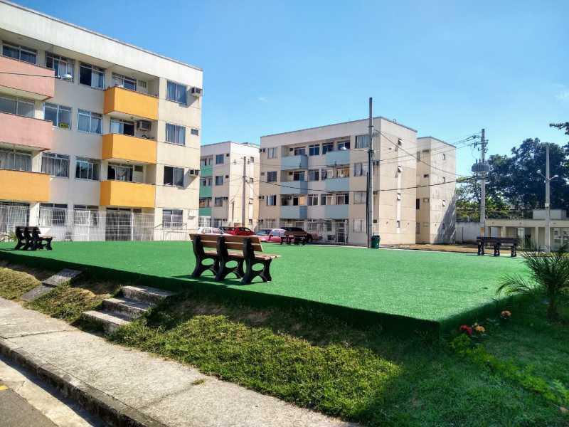 lazer 3. - Apartamento 2 quartos à venda Banco de Areia, Mesquita - R$ 123.000 - PMAP20180 - 20