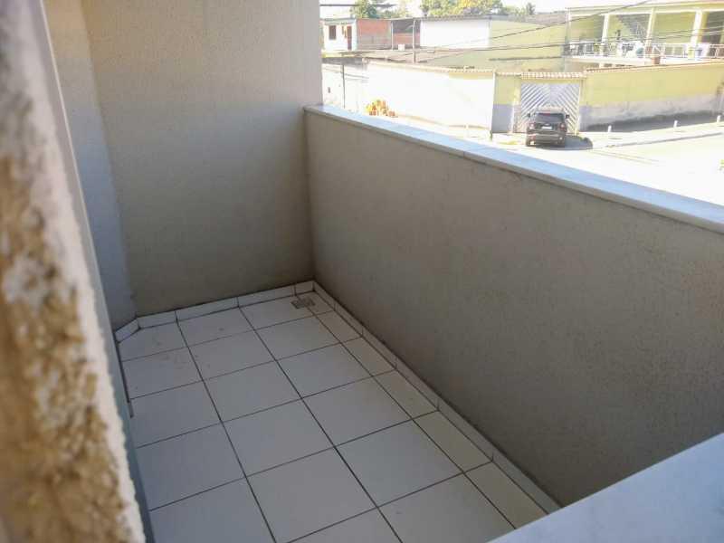 Sacada. - Apartamento 2 quartos à venda Banco de Areia, Mesquita - R$ 123.000 - PMAP20180 - 6