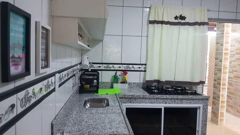 Foto 20. - Casa 2 quartos à venda Parque São Vicente, Belford Roxo - R$ 160.000 - PMCA20292 - 21