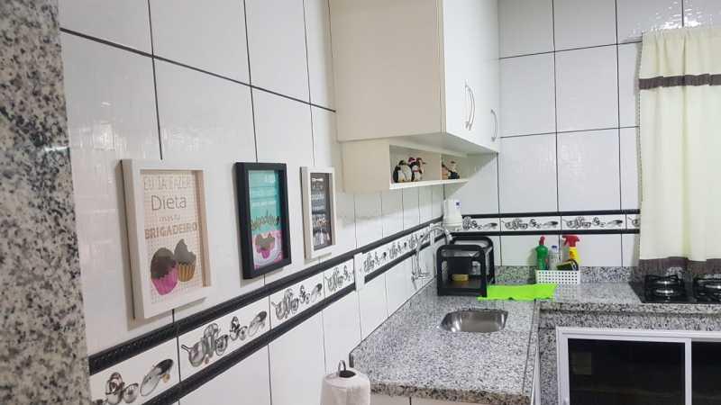Foto 22. - Casa 2 quartos à venda Parque São Vicente, Belford Roxo - R$ 160.000 - PMCA20292 - 23