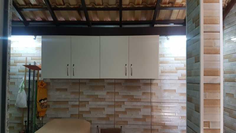 Foto 29. - Casa 2 quartos à venda Parque São Vicente, Belford Roxo - R$ 160.000 - PMCA20292 - 30