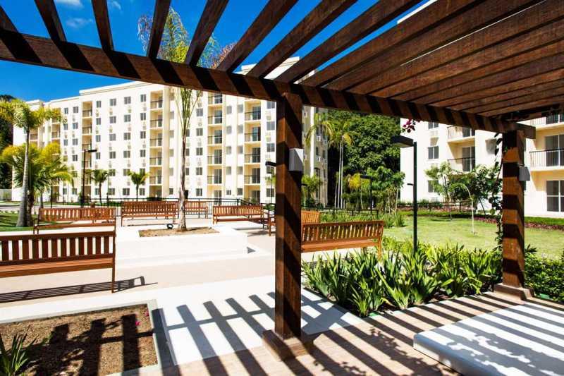 apartamento-verdant-valley-res - Apartamento 2 quartos à venda Jacarepaguá, Rio de Janeiro - R$ 301.824 - SVAP20331 - 7