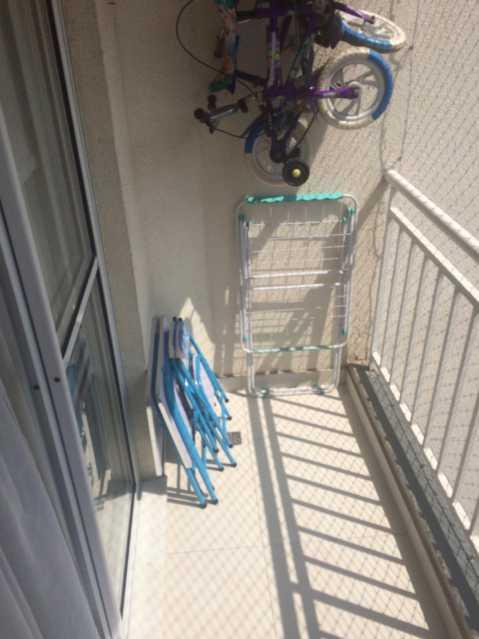 7 - Apartamento 2 quartos à venda Camorim, Rio de Janeiro - R$ 262.000 - SVAP20340 - 8