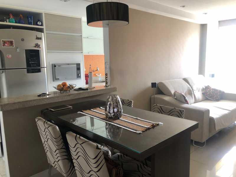 IMG_8422 - Cobertura 2 quartos à venda Taquara, Rio de Janeiro - R$ 519.900 - SVCO20012 - 3