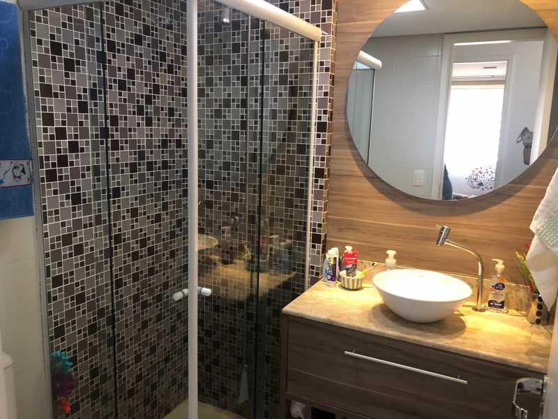 IMG_8429 - Cobertura 2 quartos à venda Taquara, Rio de Janeiro - R$ 519.900 - SVCO20012 - 11