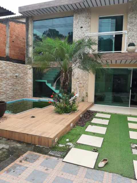 1 - Casa 3 quartos à venda Tanque, Rio de Janeiro - R$ 235.000 - SVCA30028 - 3
