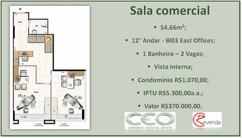 image001 - Sala Comercial 54m² à venda Barra da Tijuca, Rio de Janeiro - R$ 370.000 - SVSL00010 - 1