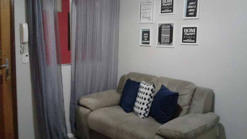 1611_G1519304564 - Apartamento 1 quarto à venda Curicica, Rio de Janeiro - R$ 110.000 - SVAP10035 - 1