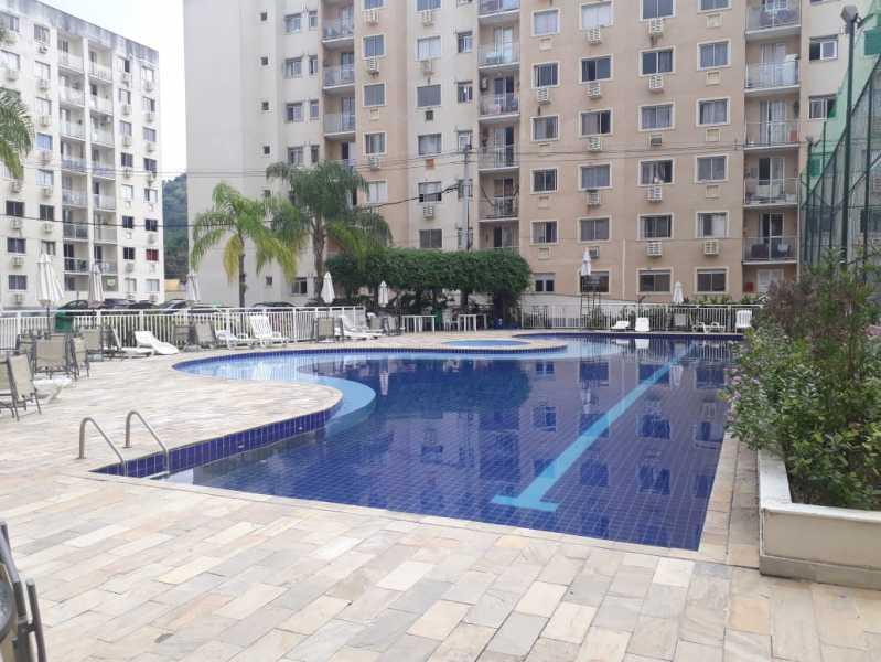 fd74f75d-f05a-4b64-85db-e93d49 - Apartamento 2 quartos para venda e aluguel Taquara, Rio de Janeiro - R$ 189.900 - SVAP20354 - 3