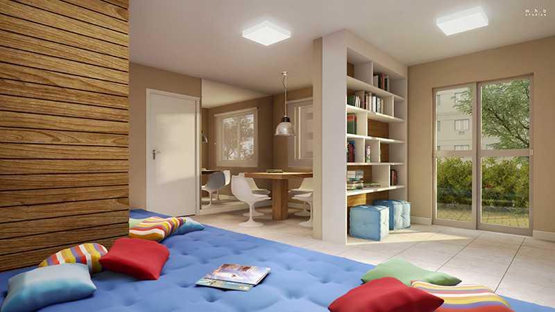 15 - Apartamento 2 quartos para venda e aluguel Taquara, Rio de Janeiro - R$ 189.900 - SVAP20354 - 19