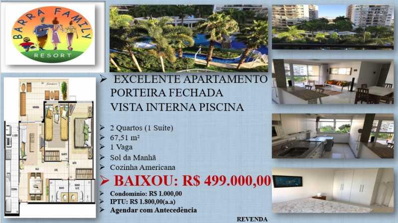 WhatsApp Image 2020-02-11 at 1 - Apartamento 2 quartos à venda Recreio dos Bandeirantes, Rio de Janeiro - R$ 499.000 - SVAP20358 - 18