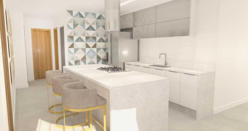 fotos-3 - Apartamento 3 quartos à venda Glória, Rio de Janeiro - R$ 899.000 - SVAP30191 - 3