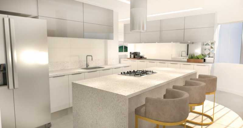fotos-4 - Apartamento 3 quartos à venda Glória, Rio de Janeiro - R$ 899.000 - SVAP30191 - 1