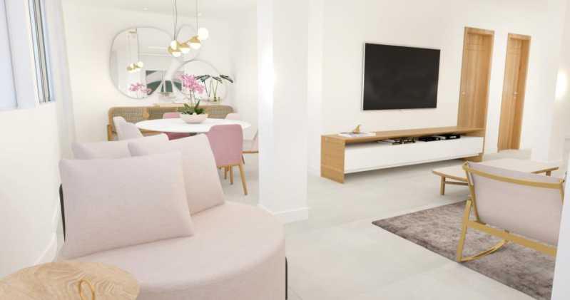 fotos-11 - Apartamento 3 quartos à venda Glória, Rio de Janeiro - R$ 899.000 - SVAP30191 - 5