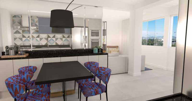 fotos-2 - Apartamento 2 quartos à venda Glória, Rio de Janeiro - R$ 719.000 - SVAP20360 - 1