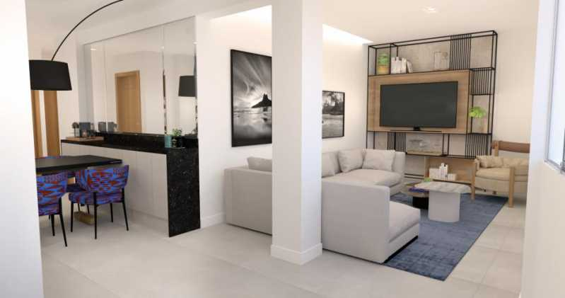 fotos-5 - Apartamento 2 quartos à venda Glória, Rio de Janeiro - R$ 719.000 - SVAP20360 - 5