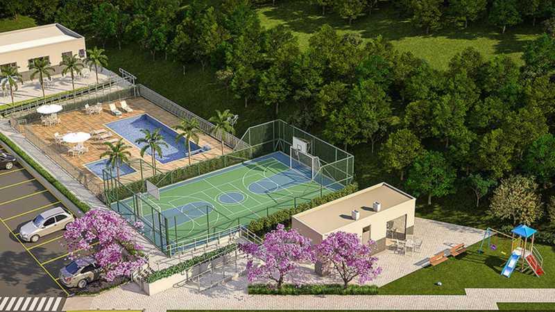 4 - Apartamento 2 quartos à venda Curicica, Rio de Janeiro - R$ 240.000 - SVAP20361 - 5