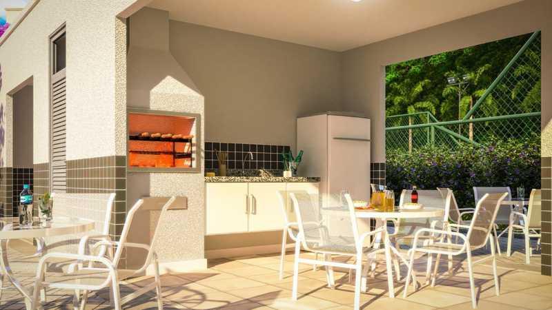 5 - Apartamento 2 quartos à venda Curicica, Rio de Janeiro - R$ 240.000 - SVAP20361 - 6