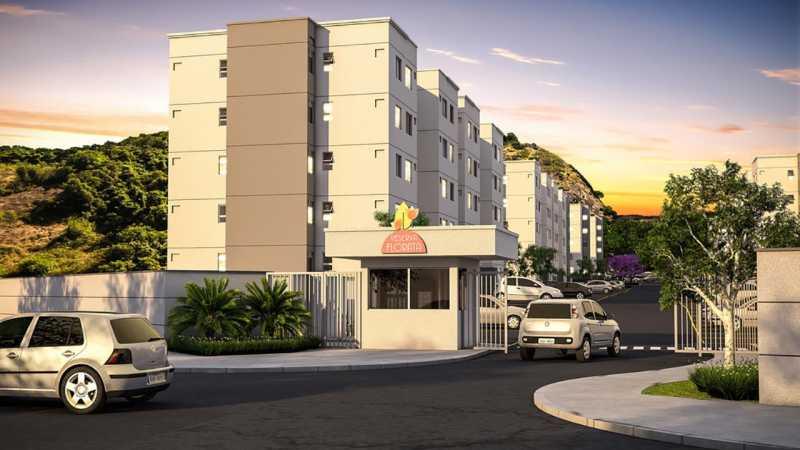 7 - Apartamento 2 quartos à venda Curicica, Rio de Janeiro - R$ 240.000 - SVAP20361 - 8