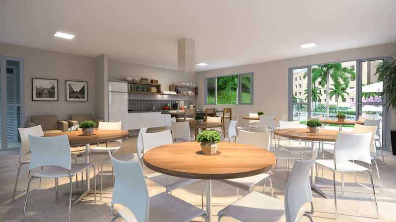 11 - Apartamento 2 quartos à venda Curicica, Rio de Janeiro - R$ 240.000 - SVAP20361 - 12