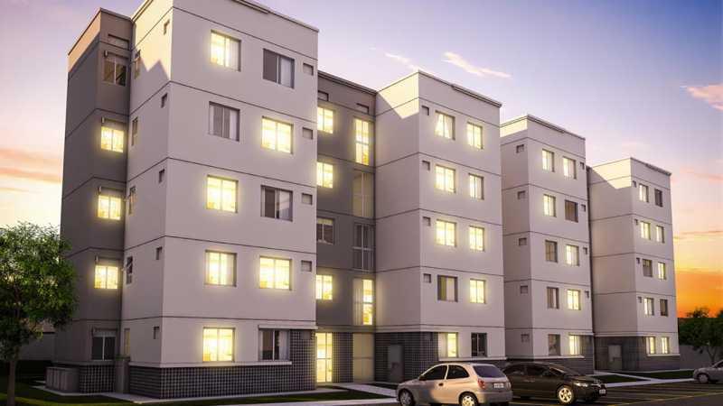 8 - Apartamento 2 quartos à venda Curicica, Rio de Janeiro - R$ 240.000 - SVAP20361 - 9