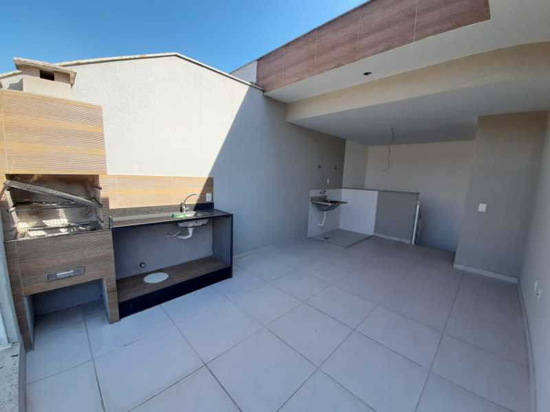 29 - Casa em Condomínio Taquara, Rio de Janeiro, RJ À Venda, 3 Quartos, 90m² - SVCN30108 - 30