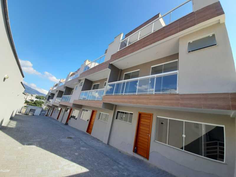 1 - Casa em Condomínio Taquara, Rio de Janeiro, RJ À Venda, 3 Quartos, 90m² - SVCN30108 - 1