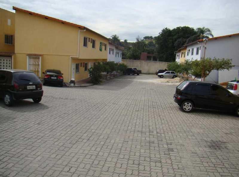 1 - Casa em Condomínio 2 quartos à venda Praça Seca, Rio de Janeiro - R$ 199.900 - SVCN20052 - 1