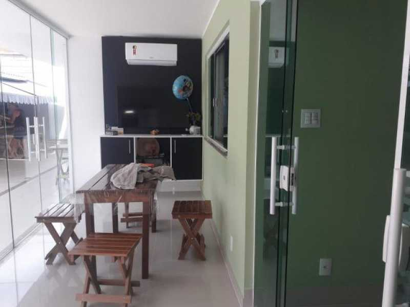 18 - Casa em Condomínio 3 quartos à venda Jacarepaguá, Rio de Janeiro - R$ 1.380.000 - SVCN30109 - 19